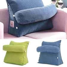 bed rest pillow removable cover bed rest pillow cover helth sue re replce bed rest pillow with
