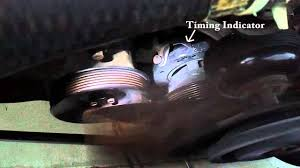 ignition timing demostration 1990 ford f150 youtube