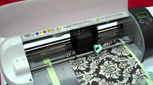 silhouette sd digital craft cutter by silhouette america youtube