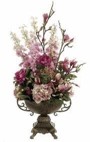 silk floral arrangements large artificial floral arrangements foter