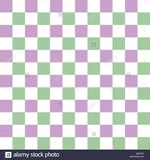 seamless checkered pattern with complementary colors lilac light