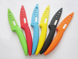 colorful kitchen knives 1pcs 3 3inch high quality ceramic knife white blade colorful