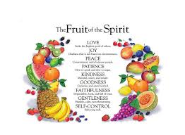 30 day spiritual challenge day four the fruits of the spirit