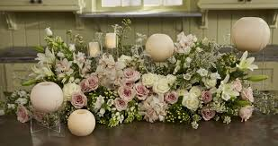 wedding flowers table everything flowers at