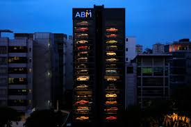 alibaba to sell luxury cars from giant vending machine in china