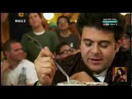 Man Vs Food Il Gelato Kitchen Sink YouTube - Man v food kitchen sink