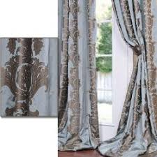 Blue And Brown Curtains Brown And Blue Shower Curtain Medium Teal Blue With Cocoa Brown