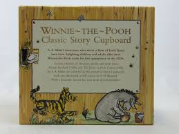 winnie the pooh classic story cupboard written by milne a a