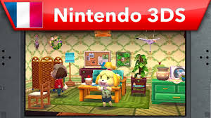 animal crossing happy home designer bande annonce e3 2015