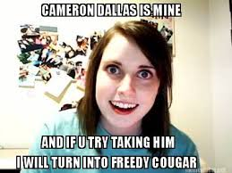 Cameron Meme - meme maker cameron dallas is mine and if u try taking him i will