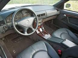 Slk230 Interior 2001 Mercedes Benz Slk Class Kompressor Slk230 2dr Roadster Pictures