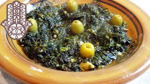 cuisine epinard salade d épinard à la marocaine