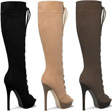 womens boots knee high 25 50 knee high and thigh high s boots