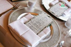 silver wedding plates coco chanel theme invitations tari s vinnie 39s free