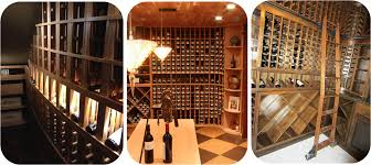 wooden wine rack systems