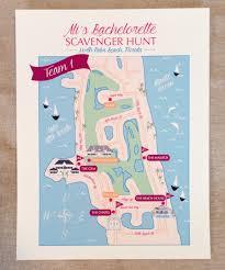 Palm Beach Map Dana Marino Design Custom Maps