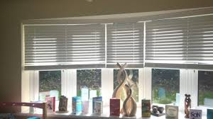 wooden venetian blinds residential 4 somfy rts youtube