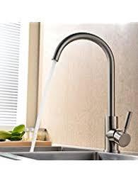 Kitchen Sink Faucets Amazoncom Kitchen  Bath Fixtures - Faucets for kitchen sinks