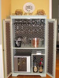 repurposed furniture ideas tv cabinet richmond thrifter repurposed tv cabinet to bar awesome diy ideas