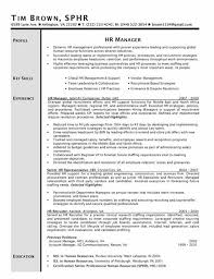 Hr Professional Resume Sample by Resume Samples