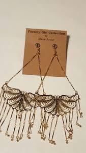 edie sedgwick earrings factory girl earrings by steve sasco available at