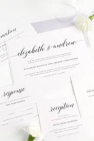 romantic wedding invitations in dusty purple u2013 wedding invitations