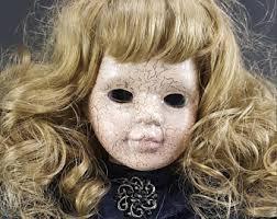 creepy doll costume creepy doll etsy