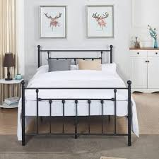 Platform Metal Bed Frame Platform Bed Metal For Less Overstock