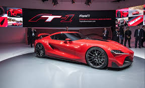 toyota car information toyota ft 1 concept photos and info news car and driver