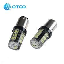 silicone light bulbs wholesale china s25 t20 car led bulbs 1156 4014 42smd turn reversing light