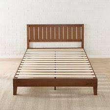 Bed Frames On Ebay Solid Wood Platform Beds Frames Ebay