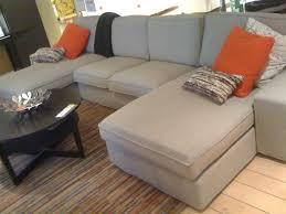 Kivik Chaise Assembly Kivik Sofa And Chaise Lounge Brokeasshome Com