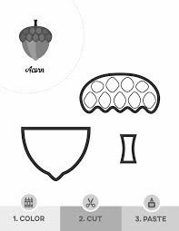 fall scissor skills worksheets u2014 my preschool plan