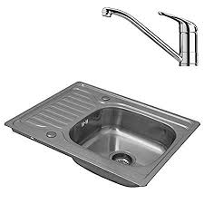 kitchen sink drainer single kitchen sink no drainer inspirational enki pact single bowl