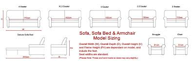 length of standard couch average size 2 seat sofa glif org