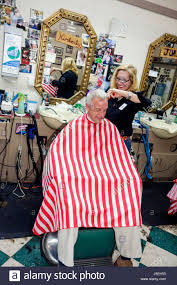 men having a haircut stock photos u0026 men having a haircut stock