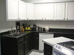 installing kitchen backsplash white cabinets with painted doors asian drawer pulls and knobs