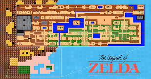 legend of zelda map with cheats loz and aol maps zelda ii the adventure of link message board for