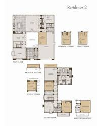 the gale floor plan cypress at alamo creek and gallery at gale ranch by toll brothers