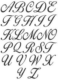 best 25 script lettering ideas on pinterest fancy handwriting