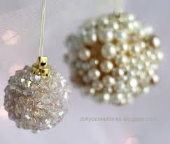 do it yourself divas diy jeweled ornaments