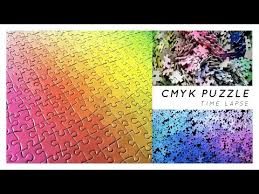 cymk puzzle this cmyk color gamut jigsaw puzzle is the hardest ever fooyoh