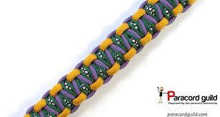 dragon paracord bracelet images Stitched solomon 39 s dragon paracord bracelet paracord guild jpg