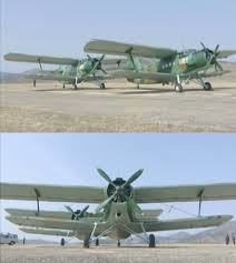 women u0027s union presents airplanes to kpa general staff north