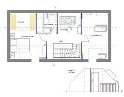 plan chambre enfant plan chambre avec dressing et salle de bain