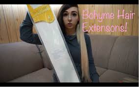 Vancouver Hair Extensions by Bohyme Blonde Hair Extensions Youtube