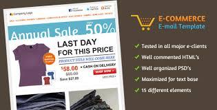 e commerce e mail template by nishantpatil themeforest