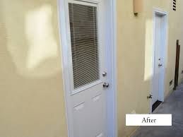 Flush Exterior Door Inspiring Side Entry Doors Todays Entry Doors