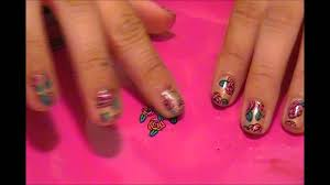 how to make your own nail decals stickers youtube