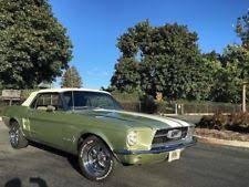 1967 mustang convertible 1967 ford mustang ebay